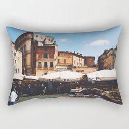 Market Rectangular Pillow