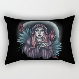 Priestess Rectangular Pillow