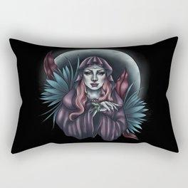Priestess Rectangular Pillow