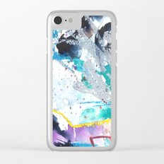Untitled #25 Clear iPhone Case