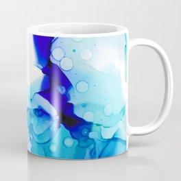 Blue Aqua Coffee Mug
