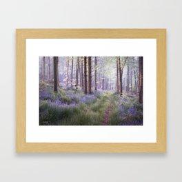 The Hidden Path Framed Art Print