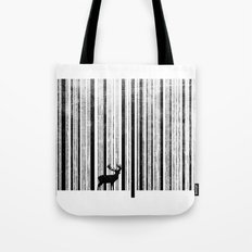 To scan a forest. Tote Bag