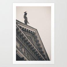Bird1 Art Print