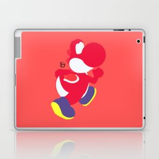 Yoshi(Smash)Red Laptop & iPad Skin