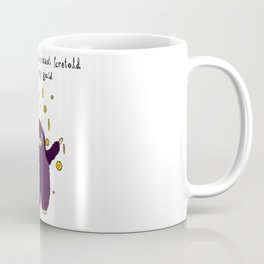 Niffler poetry 1 Coffee Mug