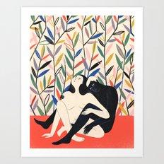 Amity Art Print