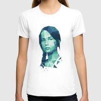 katniss T-shirts featuring Katniss Everdeen by Dr.Söd