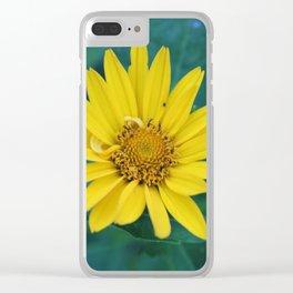 Wallflower Clear iPhone Case