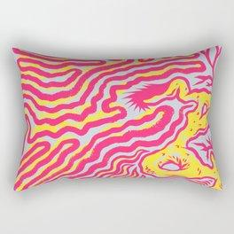 Coral Dud Rectangular Pillow