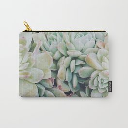 Primrose Green Carry-All Pouch