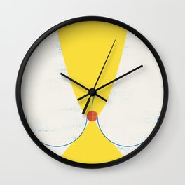 FRUITFUL Wall Clock