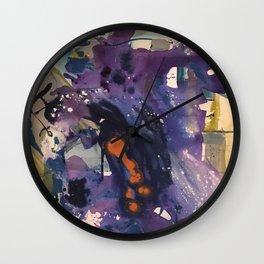 Drawing an eternity Wall Clock