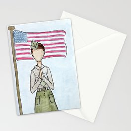 Patriot Day Stationery Cards