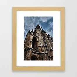 Chapelle Framed Art Print