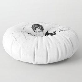 Will Herondale Floor Pillow