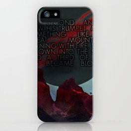 The Second Trumpet   3•2 iPhone Case