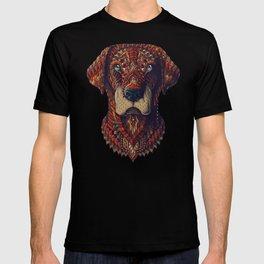 Labrador (Color Version) T-shirt