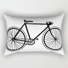 Bicycle Rectangular Pillow