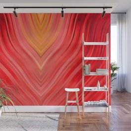stripes wave pattern 3 dr Wall Mural