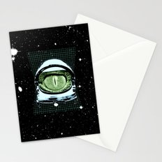 Astro Reptoid Stationery Cards