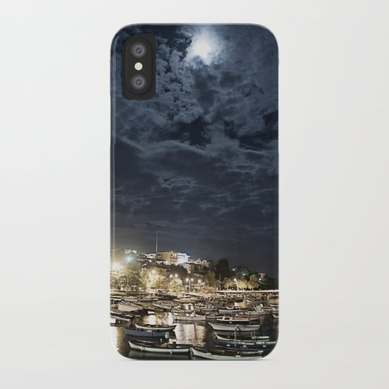 And the Moon to Rule the Sea iPhone Case