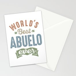 Best Abuelo Stationery Cards