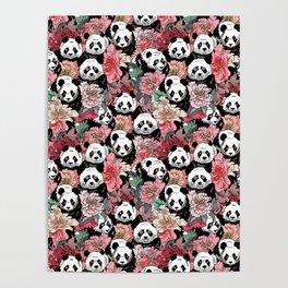 Because Panda Poster