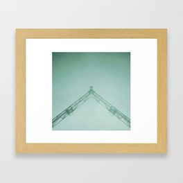 Frustrate Framed Art Print