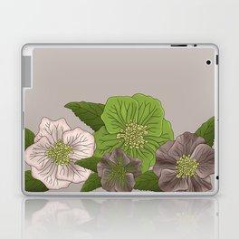 Hellebores Laptop & iPad Skin