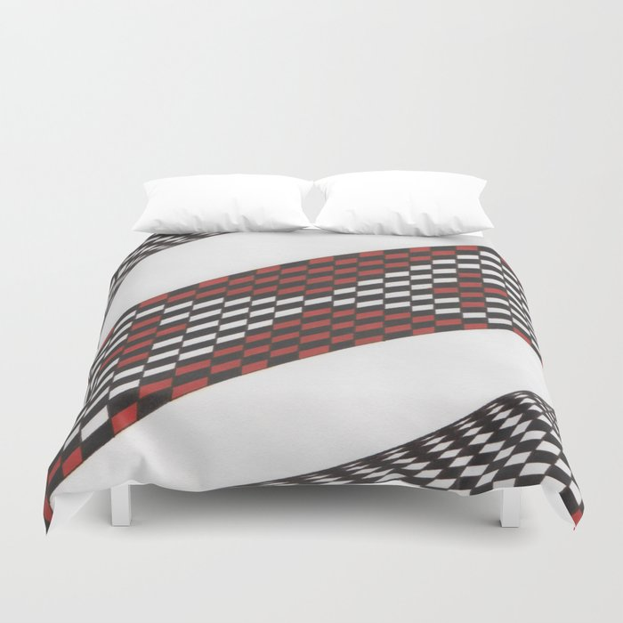 Knock out Duvet Cover