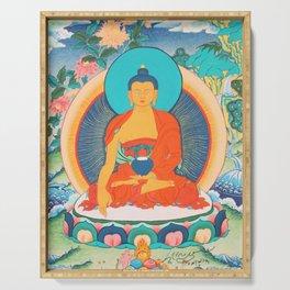 Sakyamuni Serving Tray