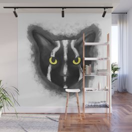 Rise of the planet of the cats Wall Mural