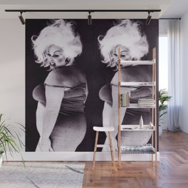 Double Divine Wall Mural