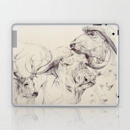 Cape Buffalo Laptop & iPad Skin