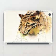 Clouded Panther iPad Case