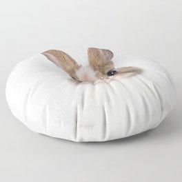 Bunny Floor Pillow