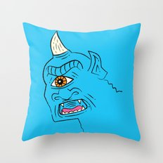 The Cyclops Throw Pillow