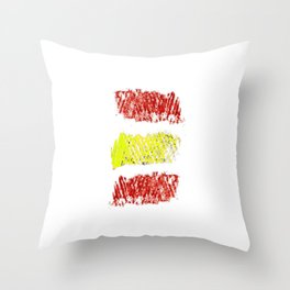 Flag of spain 8-spain,espana, spanish,plus ultra,espanol,Castellano,Madrid,Barcelona Throw Pillow