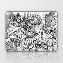 ARUP Fantasy Architecture Laptop & iPad Skin