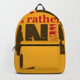 Animal Grunge Jam Backpack