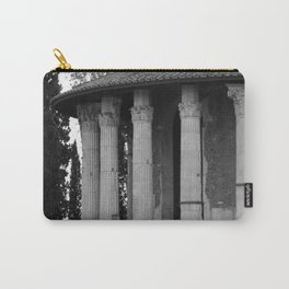 Temple of Vesta Rome Italy Carry-All Pouch