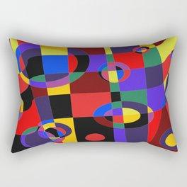 Abstract #96 Rectangular Pillow