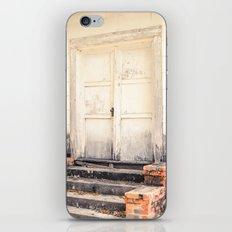 Closed Down iPhone & iPod Skin