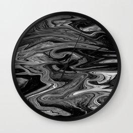 Marbled XIX Wall Clock