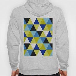 Triangular Pattern Hoody