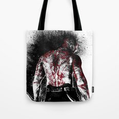 Drax the Destroyer Tote Bag