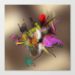 My O.V.N.I Canvas Print