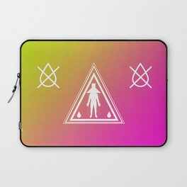 I am Sticking with You The Great Waterfall Society Laptop Sleeve