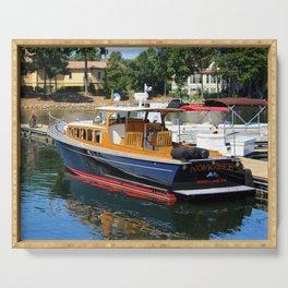 Nopkehee Vessel Serving Tray